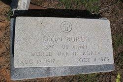 Leon Pete Burch