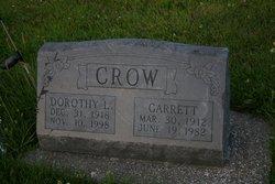 Garrett Dean Bucky Crow