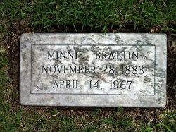 Minnie <i>Overton</i> Brattin