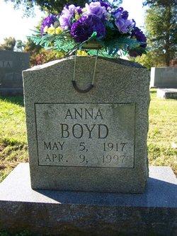 Anna <i>Shearer</i> Boyd