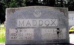 Cansada <i>Tuggle</i> Maddox