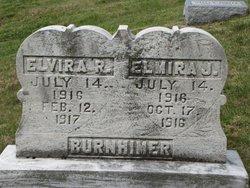 Elvira R Burnheimer