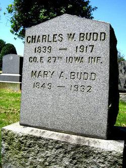 Corp Charles Wesley Budd
