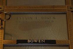 Gelvin Edmund Bowen