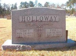 John P. Holloway