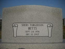 Sheri L. <i>Torgerson</i> Betts