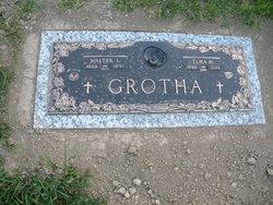 Elma May <i>Richardson</i> Grotha