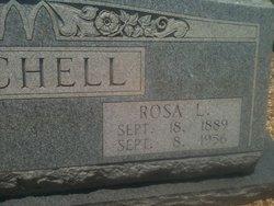 Rosa Lee <i>Beckham</i> Mitchell