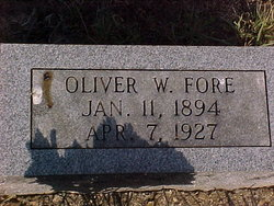 Oliver W. Fore