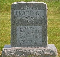 Rosa Ernestina <i>Scherf</i> Froehlich