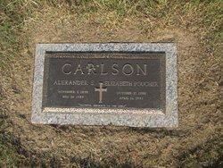 Rev Alexander Sydney Carlson