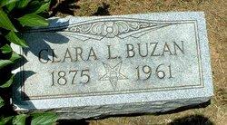 Clara Laura <i>Hedrick</i> Buzan