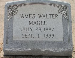 James Walter Magee