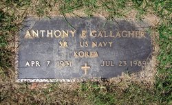 Anthony E. Gallagher