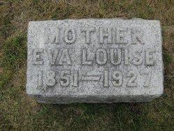 Eva Louise <i>Peterson</i> Alms