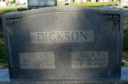 John Robert Dickson