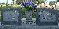 Norman William Dickson