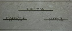 Florence R Huffman