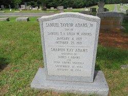 Samuel Taylor Adams, Jr