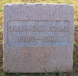 Lillian C. <i>Gale</i> Adams
