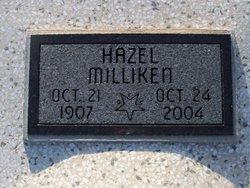 Alfreeda Hazel <i>Gregg</i> Milliken