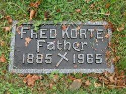 Fred Henry Korte
