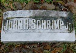 John Herman Schrimp, Jr