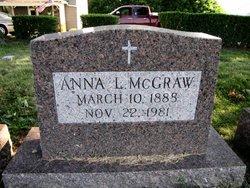 Anna L McGraw