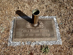 Cora Belle <i>Smith</i> Hiott