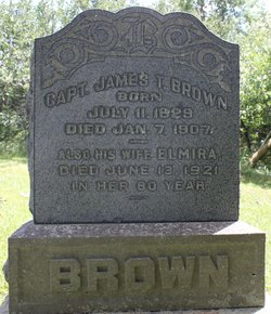Capt James T. Brown