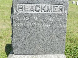 Amy J Blackmer