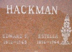 Estella May Stella <i>Kline</i> Hackman