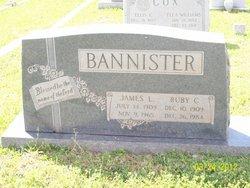 Ruby <i>Cox</i> Bannister