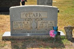 Annie M. <i>Finchum</i> Clark
