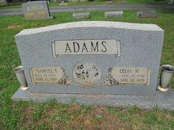Samuel T. Adams