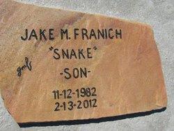 Jake M. Snake Franich