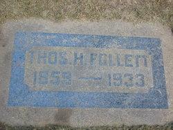 Thomas Henry Follett