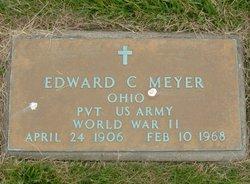 Edward C Meyer