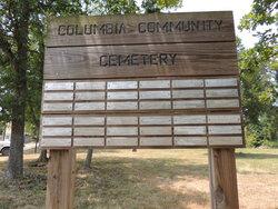Columbia Community Cemetery