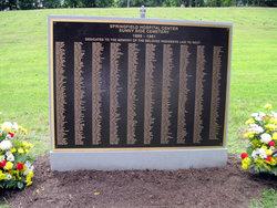 Springfield State Hospital Cemetery