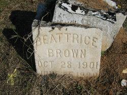 Beattrice Brown