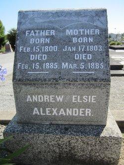 Elsie <i>Pritchard</i> Alexander