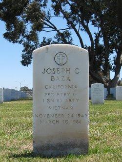 PFC Joseph Cruz Baza