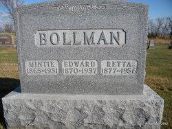 Mintie Mahala <i>Morrison</i> Bollman