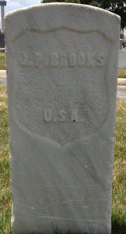 John P Brooks