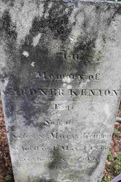 Gardiner Kenyon