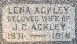 Lena Ackley