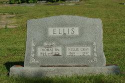 Nellie Gray <i>Snowden</i> Ellis