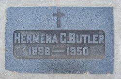Hermena C. <i>Henry</i> Butler