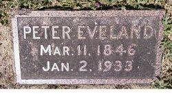 Peter Eskridge Eveland
